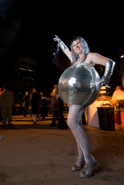 discoball2  sc 1 st  The Offbeat Doula & Top 10 Maternity Halloween Costumes u2013 The Offbeat Doula