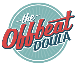 The Offbeat Doula Retina Logo